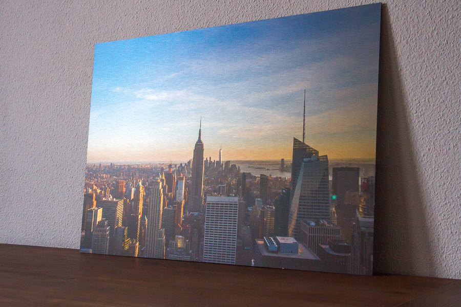 New York op aluminium 1