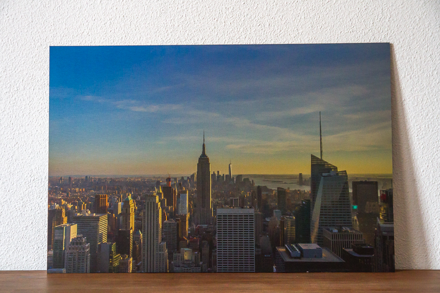 New York op aluminium 2